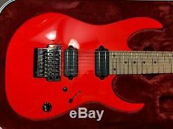 Ibanez Prestige RG752M-RF Rare 7 String Guitar