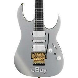 Ibanez RG Prestige RG5170G 6-String Electric Guitar, Silver Flat #RG5170GSVF