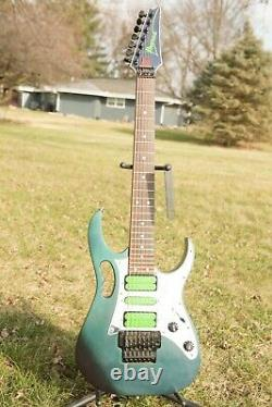 Ibanez RG to UV / JEM 7 String Color-Changing Mirror Bastardized Conversion 777
