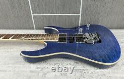 Ibanez RG4EX1 2007 RG Series Six String RH Electric Guitar Blue Indonesia