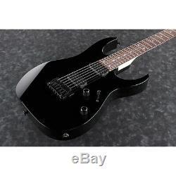 Ibanez RG521 Genesis Collection 6-String Electric Guitar Rosewood Board Black