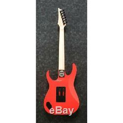 Ibanez RG550 Genesis 2018 6 String Electric Guitar, Road Flare Red #RG550RF