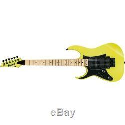 Ibanez RG550L 6-String Basswood Body LH Electric Guitar, Desert Sun Yellow