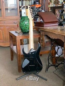 Ibanez RG7321 Series 7 Strings Guitar BLK withcase