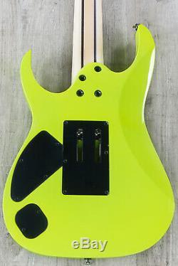 Ibanez RG752M Prestige 7-String Electric Guitar, Desert Sun Yellow