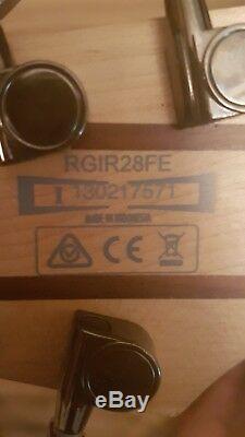Ibanez RGIR28FE Iron Label 8 String Guitar
