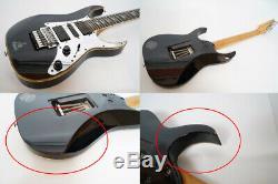 Ibanez UNIVERSE UV777P Steve Vai model 7 string Made in 1997 Made in Japan