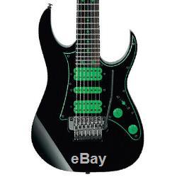 Ibanez UV70P Premium Steve Vai Signature 7 String FR Floyd Rose Edge Zero HSH
