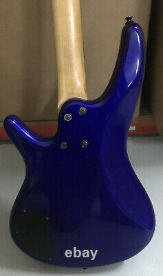 Ibanez bass guitar SR400 Soundgear SDGR 4 string. In flight case