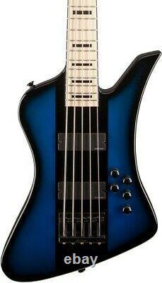 Jackson David Ellefson Megadeth Signature Kelly Bird 5-String Bass Guitar