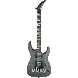 Jackson JS Dinky Arch Top JS32Q DKA 6-String Electric Guitar, Transparent Black