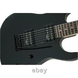 Jackson JS Dinky JS11 6-String Electric Guitar, Gloss Black #2910121503
