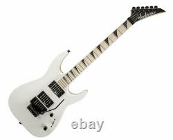 Jackson JS32 Dinky DKA-M 6-String Solid Body Electric Guitar Snow White Open-B