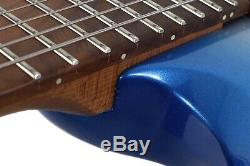 Jackson Pro Series Misha Mansoor Juggernaut HT7 7-String Guitar Blue Sky Burst