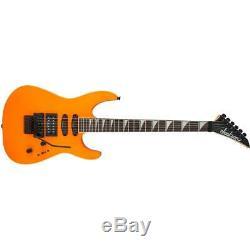 Jackson X Series Soloist SL3X 6-String Guitar, Neon Orange #2916342580