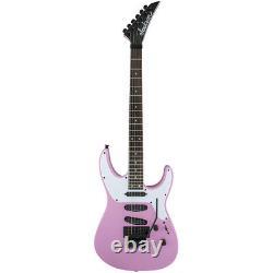 Jackson X Series Soloist SL4X 6-String Electric Guitar Bubblegum Pink, New