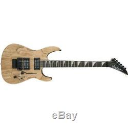 Jackson X Series Soloist SLX Spalted Maple 6-String Guitar, Natural #2916341510
