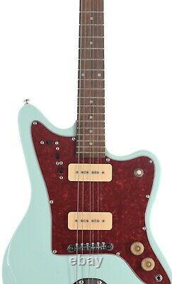 Jazzmaster Style Guitar Mint Green 6 String Brand New