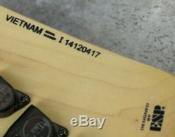 LTD by ESP M-17 Matte Black 7-String Electric Guitar Double Cutaway Basswood