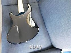 MTD Kingston Series Saratoga Deluxe 5 String Bass Trans Black Burst Brand New