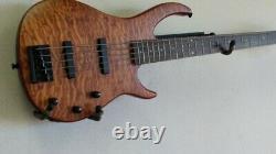 Peavey Millennium 5 Natural 5 String Bass Guitar