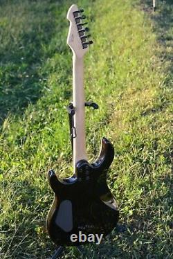 Peavey Predator Plus ST Vintage Burst 6 String Electric Guitar