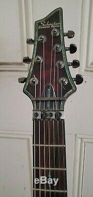 Schecter Diamond series special edition 7 strings