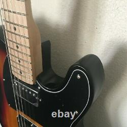 Slick Action Guitars The King SE Chrome 12-string Electric Active Electronics