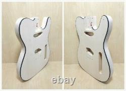 Solid Basswood 12-String Electric Guitar DIY Kit, No-Soldering, S-S. GK HSTL 19100S