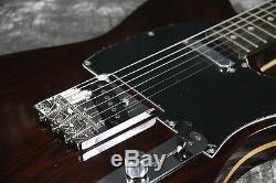 Starshine Custom TL Electric Guitar Vintage Tuner Strings Thru Body ASH Maple