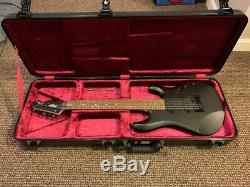 Sterling by Music Man John Petrucci JP70 7-String Guitar Black with GATOR CASE