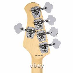 Sterling by Music Man S. U. B. Series StingRay5 5-String Black
