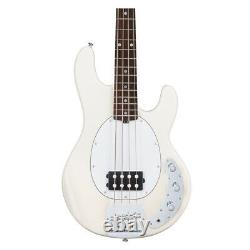 Sterling by Music Man SUB Series Ray4 4-String Electric Bass Vintage Cream