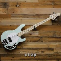 Sterling by Music Man StingRay 4-String Electric Bass Mint Green