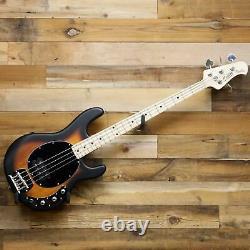 Sterling by Music Man StingRay Ray4 4-String Bass Guitar Vintage Sunburst Ray-4