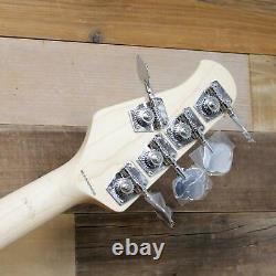 Sterling by Music Man StingRay Ray5 5-String Bass Guitar Vintage Sunburst Ray-5