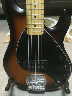 Sterling by Music Man StingRay Ray5 Maple Fingerboard 5-String Electric Bass