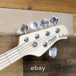 Sterling by Music Man StingRay5 Ray5HH 5-String Bass Olive Ray5-HH