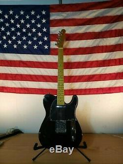 Telecaster Type Custom Right-Handed 6 string Electric Guitar