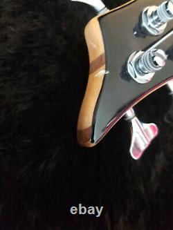 Traben Custom Phoenix 5 string Dark Green Bass Guitar