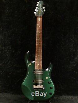 Used 2000's MUSIC MAN JP7 Mystic Dream John Petrucci Electric Guitar 7 String HH