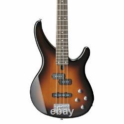 Yamaha TRBX204 4-String Electric Bass Guitar Old Violin Sunburst